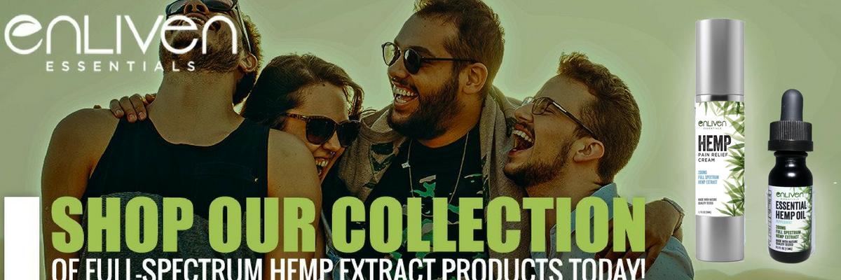 Shop hemp CBd products