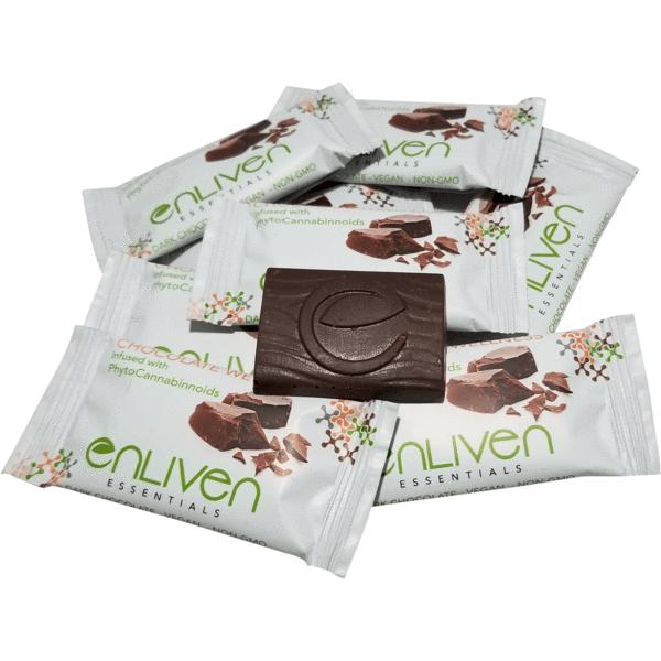 CBD Chocolate Wellness - Enliven Essentials