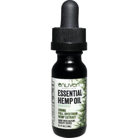 Essential Hemp CBD Oil