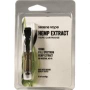 Hemp CBD Serene Vape Cartridge