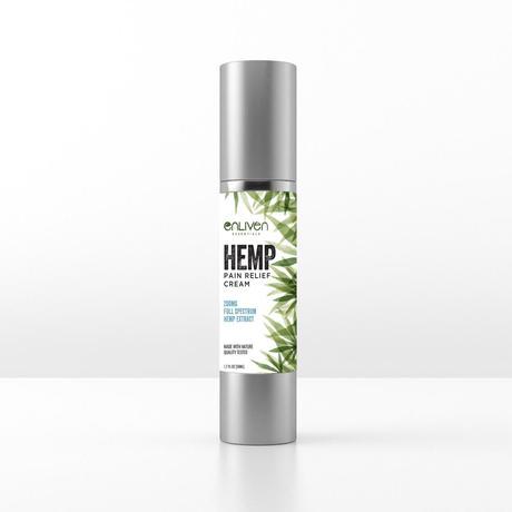 Hemp CBD Pain Cream